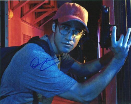 Darren Criss American Crime Story Versace Autographed Signed 8x10 Photo COA #J10