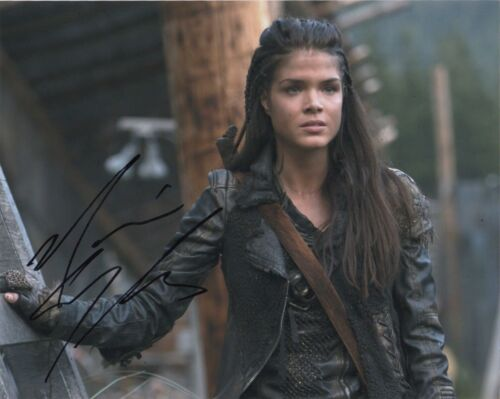 Marie Avgeropoulos The 100 Autographed Signed 8x10 Photo COA D83