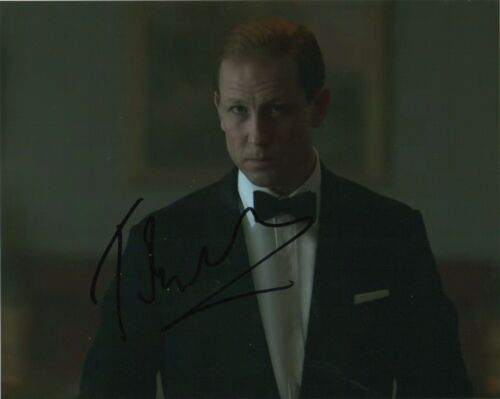Tobias Menzies The Crown Autographed Signed 8x10 Photo COA 2019-28