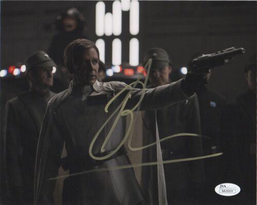 Ben Mendelsohn Rogue One Autographed Signed 8x10 Photo JSA COA #1