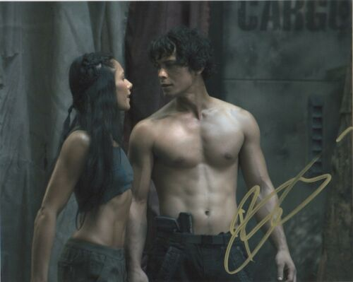 Bob Morley The 100 Autographed Signed 8x10 Photo COA P8G