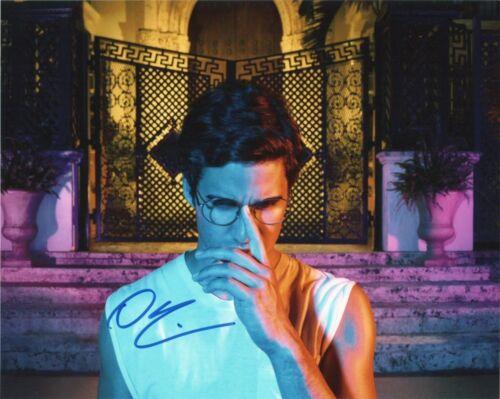 Darren Criss American Crime Story Versace Autographed Signed 8x10 Photo COA #J5
