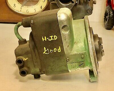 John Deere Tractor Wico Magneto A B G H Test Good Fire