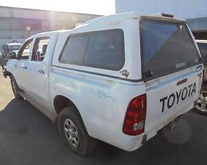 TOYOTA HILUX ALTERNATOR DIESEL, 3.0, TURBO 08/06-08/15 (C18902) Lansvale Liverpool Area Preview