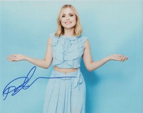 Rose McIver iZombie Autographed Signed 8x10 Photo COA Q4R