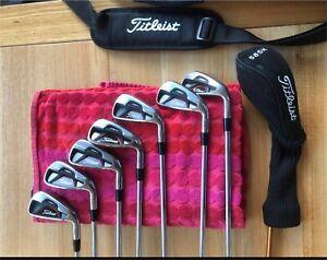 Titleist AP1 712 Golf Club Iron Set + Driver • USA Made 🇺🇸 SOLD