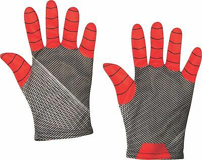 Spider-Man Gloves Far From Home Fancy Dress Up Halloween Adult Costume Accessory