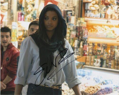 Ella Balinska Charlie's Angels Autographed Signed 8x10 Photo COA 2020-1