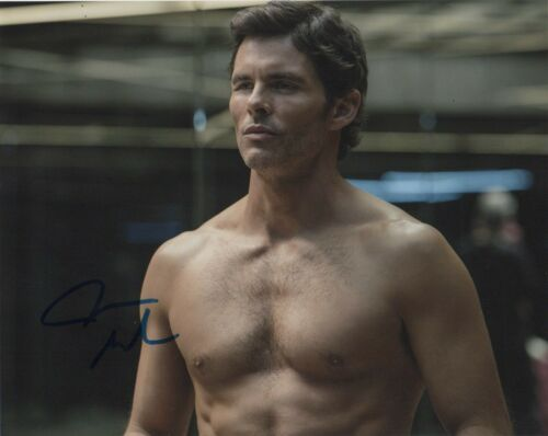 James Marsden Westworld Autographed Signed 8x10 Photo COA D8