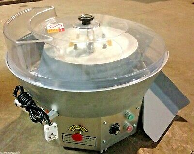 New Overstock Precision Pizza Dough Rounder 12hp 115v Sh-502 Table Type
