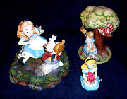 Disney Alice in Wonderland Figurine