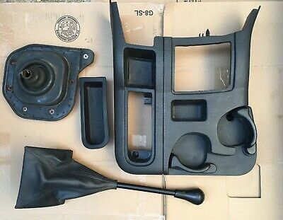 DODGE RAM 1500 2500 FLOOR CONSOLE MANUAL SHIFT BEZEL BOOT CUP HOLDER AGATE 02-05