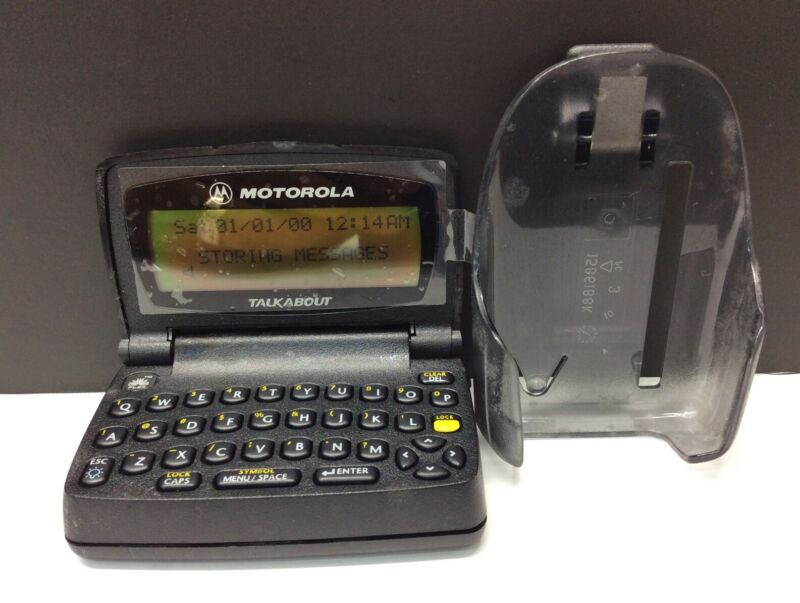 Motorola BELLSOUTH Pager A06PKB5806AA Text Pagewriter Beeper BELLSOUTH