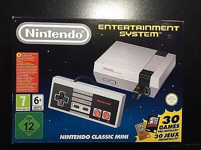Nintendo Nes Classic Mini Edition EU.  30 Games BRAND NEW!!!!