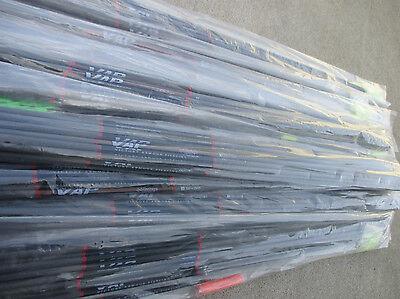 12pk - Victory Archery VAP V3 500 Carbon Arrow Shafts 1 Dozen shafts Micro Dia.