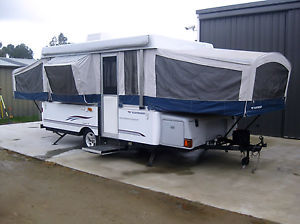 2008 Fleetwood Bayside Camper/Caravan jayco Hastings Mornington Peninsula Preview