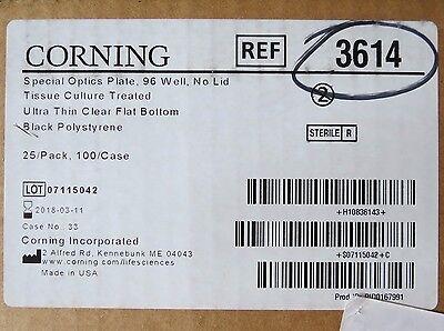 Пластиковые товары Case 100 Corning 96-Well