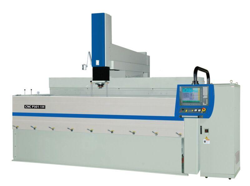 Brand New Cncp301-1h Gromax Cnc Sinker Edm P Series