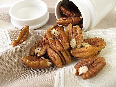 1 kg Pekannüsse Pekannuss unbehandelt ungesalzen - Pecannüsse Pecannuss
