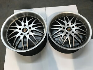 "Porsche winter mags 20"" staggered"