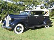 DODGE TOURER 1937 MC MODEL 6 CYL FULLY RESTORED not Ford or Chev Dundowran Fraser Coast Preview