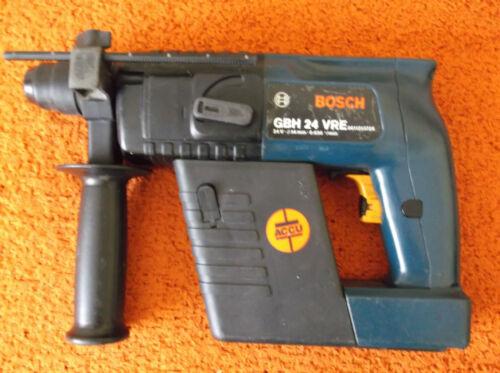 BOSCH GBH 24 VRE PROFESSIONNEL Cordless Hammer Drill