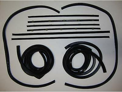 1967-1972 Chevrolet GMC Pickup Truck Door Weatherstrip Seal Kit