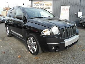Jeep Compass Limited 2008 ***Limited/4X4/CUIR***