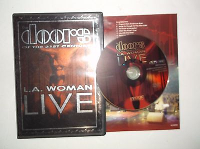 The Doors of the 21st Century - L.A. Woman Live (DVD, 2004) Rock Tour,