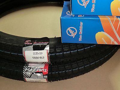 Reifenset, 2 Reifen mit 2 Schläuchen passend für  SR2 SR2E Marke VeeRubber