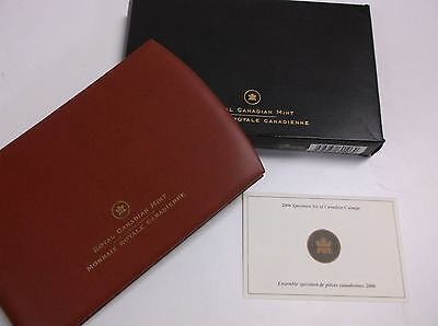 Royal Canadian Mint 2006 Specimen 0f Canadian Coinage