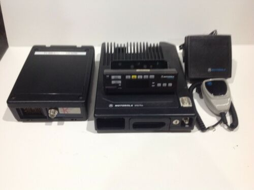 MOTOROLA ASTRO SPECTRA VHF 110 Watts 128 Ch 146-174 Mhz W5 W/ REPEATER VRS HAM. Buy it now for 295.00