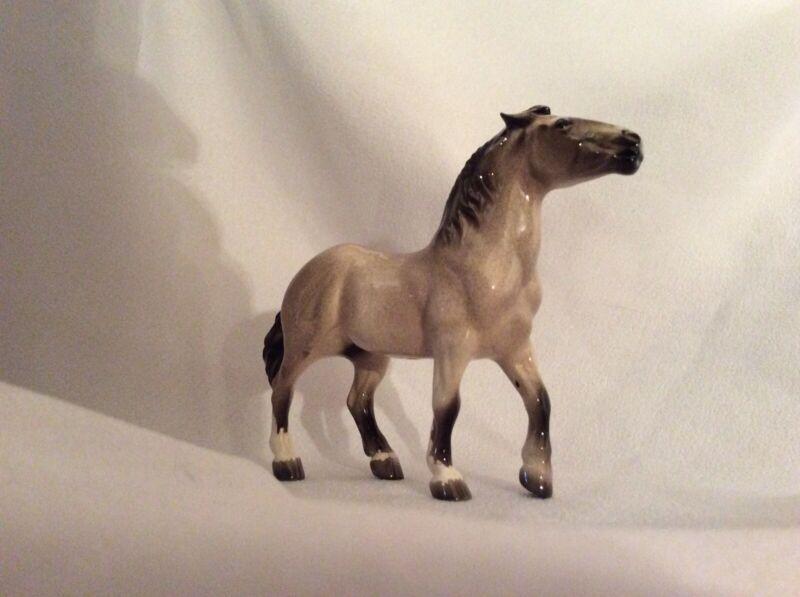 Pour Horse Collier Mini - Custom glaze by Adalee Velazquez Hude