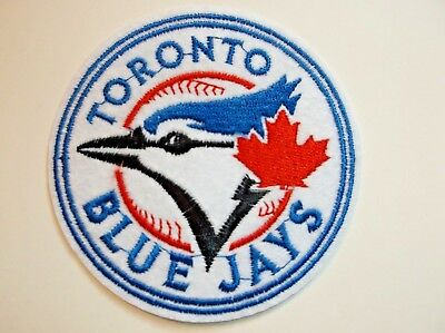 Toronto Blue Jays Embroidered Applique PATCH~3 1/8