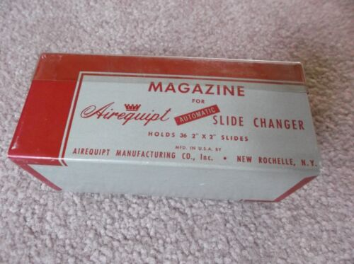 """Airequipt Automatic Slide Changer Magazine Holds  36 Slides 2""""x2"""""""