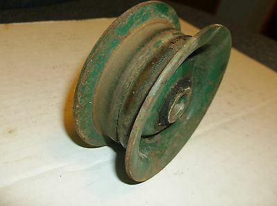 New Idea Corn Picker 326 327 325 324 K3582 Husking Bed Fan Beft Idler Pulley