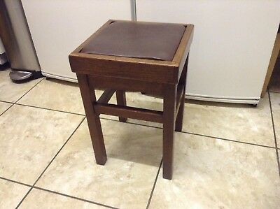 Solid Wood Dressing Table, Piano,Stool.