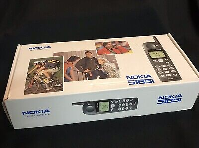 😀👍BRAND NEW IN BOX Nokia 5185i Cellular Phone  Alltel FREE SHIPPING