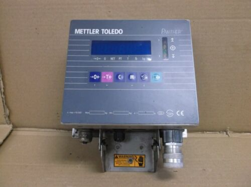 MODEL 9477 Mettler Toledo Terminal Weigh Meter Display Interface