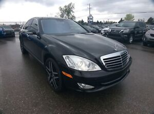 2007 Mercedes Benz S-Class V8 S-550 NAVIGATIO SUNROOF IMMACULATE