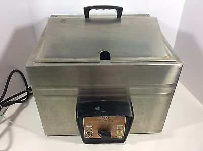 Lab-line Aloe Scientific Heated Stainless Steel Water Bath Cat. No. 3005-7 S11