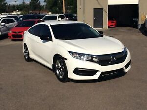 2016 Honda Civic Sedan DX/ 6SPD MANUAL/ REVERSE CAM