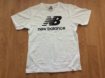 New Balance T-Shirt - White - Size Large