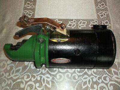 John Deere A 60 Oem Rebuilt Starter Delco 1108950 12 Volt