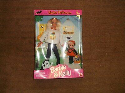 Barbie & Kelly Happy Halloween SIB 1996