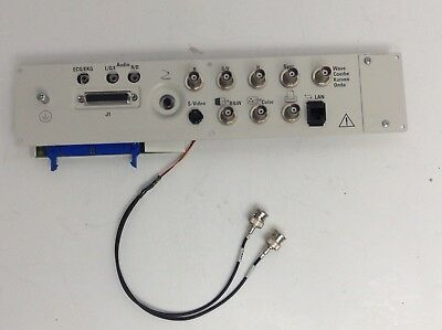 Hp 77921-20400 System Io Panel And Board For Sonos 5500 Ultrasound