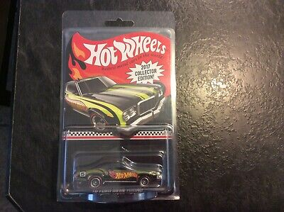 2017 Hot Wheels 76 Ford Gran Torino Kmart Mail In