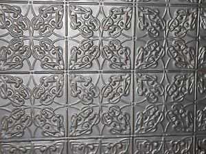 Antique-Tin-Ceiling-Tiles-Borders-2x4s-BEAUTIFUL-1901-Lot-of-194-pieces