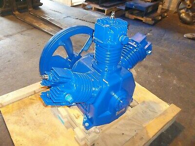 Quincy Qrds-15 Oilless Compressor From Med Air System. Rebuilt 1 Yr. Warranty