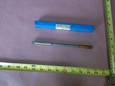Hannibal .327 Reamer Carbide Tipped Morse Taper 1